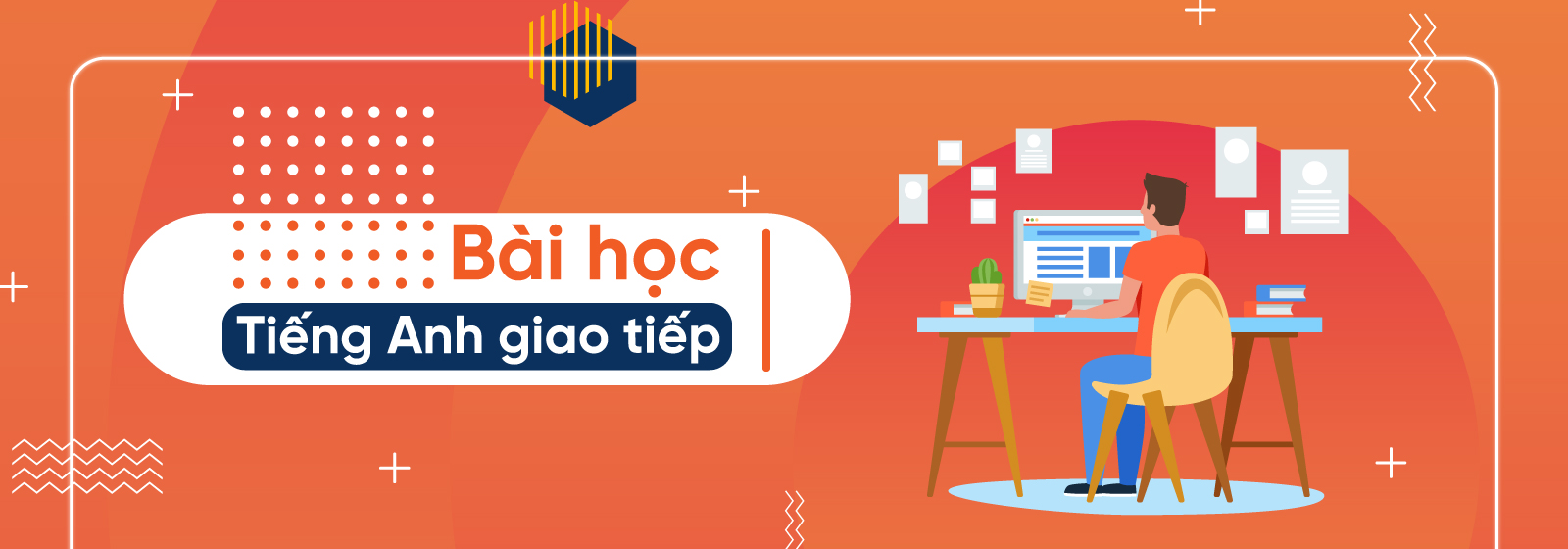 Banner Top - Cach hoc tieng anh