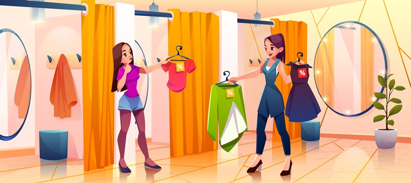 go shopping tiếng anh giao tiếp